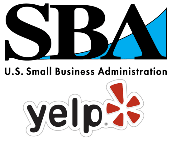 SBA Yelp Partnership to help SMB's with Online Reputation