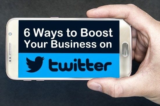 Promote your Business 140 Characters at a Time