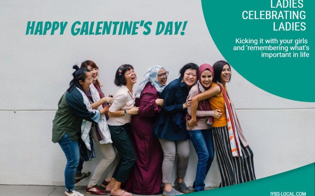 Galentine's Day?